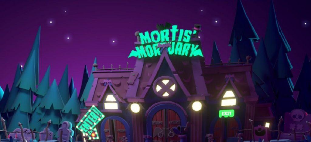 Дом Мортиса