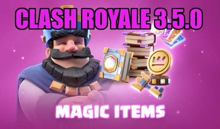 Обновление Clash Royale 3.5.0